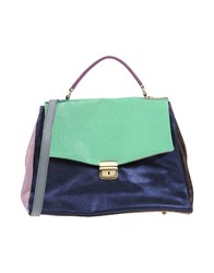Ebarrito Handbags Green