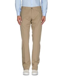 Maurizio Miri Trousers Casual Trousers Men Sand