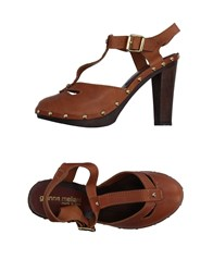 Gianna Meliani Pumps Brown