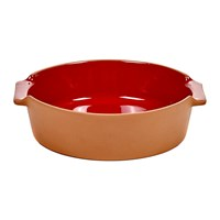 Jansen And Co Bakeware Oven Dish Small Red