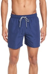 Ted Baker London Danbury Swim Shorts Navy