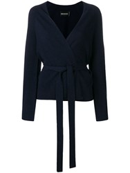 Zadig And Voltaire Lemmy Cardigan Blue