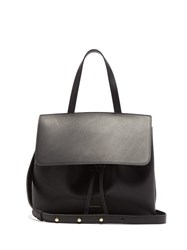 Mansur Gavriel Mini Lady Leather Cross Body Bag Black Multi