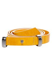 Sisley Belt Yellow