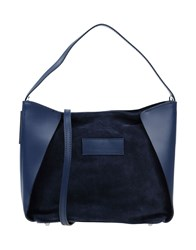 Jean Louis Scherrer Bags Handbags Dark Blue