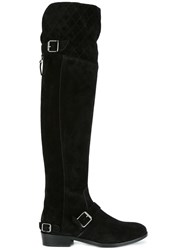 Belstaff 'Taylour' Knee High Boots Black