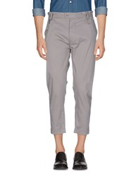 Yes London Casual Pants Grey