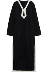 Lisa Marie Fernandez Keyhole Cotton Terry Tunic