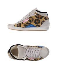 Aniye By High Tops And Trainers Sand