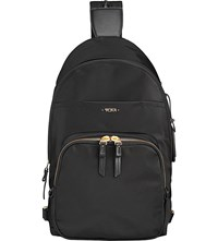 Tumi Nadia Convertible Backpack Sling Black
