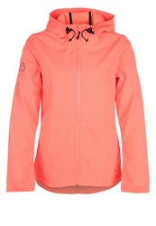Brunotti Joskos Soft Shell Jacket Shine Neon Pink