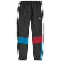 Adidas Colour Block Track Pant Black