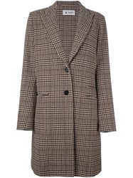 Barena 'Iva Martonuni' Coat Brown