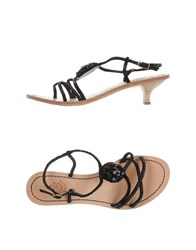 Maliparmi Footwear Sandals Women Black