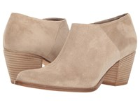 Vince Hamilton Light River Clay Sport Suede Shoes Taupe