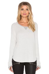 Beautiful People Pullover Gray