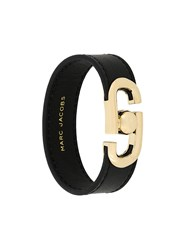 Marc Jacobs Icon Bracelet Black