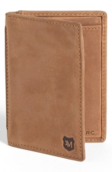 Andrew Marc New York 'Warren' Wallet Whiskey
