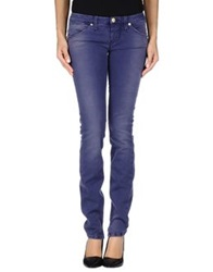 Nolita Denim Pants Dark Blue