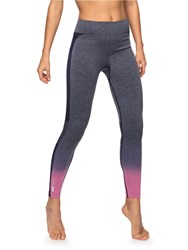 Roxy Passana Technical Leggings Vintage Grey