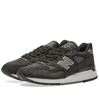 New Balance M998dpho Made In The Usa Black
