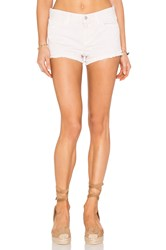 J Brand Sachi Low Rise Cut Off Vintage Orchid Ice