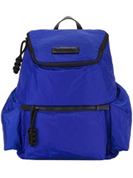 Dsquared2 'Hiro' Backpack Blue