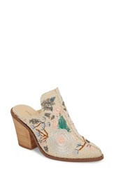 Chinese Laundry Springfield Mule Bootie Natural