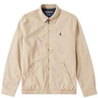 Polo Ralph Lauren Windbreaker Harrington Jacket Green