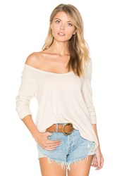 Cp Shades Gia Long Sleeve Tee Beige