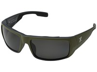 Zeal Optics Snapshot Faded Fatigue W Polarized Dark Grey Lens Sport Sunglasses Black