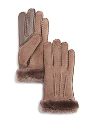 Ugg Carter Tech Gloves Stormy Gray