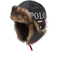 Polo Ralph Lauren Explorer Hat Black