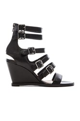 Matisse Honor Wedge Black