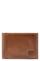 Men's Jack Mason Brand 'Campus Penn State University Nittany Lions' Front Pocket Wallet