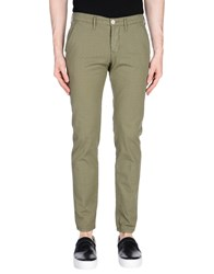 0 Zero Construction Casual Pants Military Green