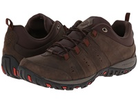 Columbia Peakfreak Nomad Plus Cordovan Gypsy Men's Shoes Gray