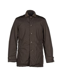 Cochrane Jackets Dark Brown