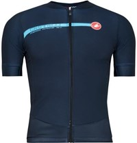 Castelli Aero Race 5.1 Cycling Jersey Navy