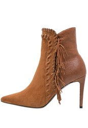Kennel Schmenger Miley High Heeled Ankle Boots Sella Lima Brown