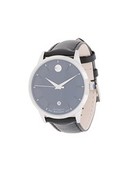 Movado 1881 Automatic Watch Black