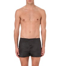 Oiler And Boiler New England Swim Shorts Black