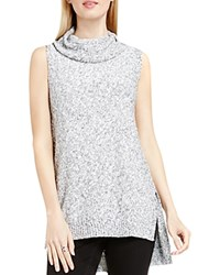 Vince Camuto Two By Camtuo Sleeveless Cowl Neck Sweater New Ivory