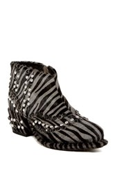 Free People Chasing Cowboys Ankle Boot Black