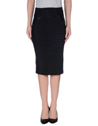 Kaos 3 4 Length Skirts Black