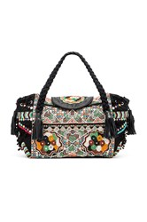 Gypsy 05 Moga Top Handle Bag Black