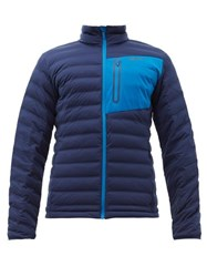 2Xu Pursuit Quilted Performance Jacket Navy