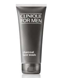 Clinique For Men Charcoal Face Wash 6.7 Oz.