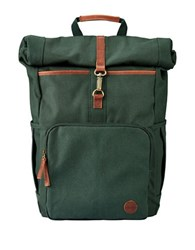 Timberland Walnut Hill Roll Top Backpack Kelp