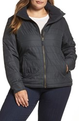Columbia Plus Size Women's Shining Light Quilted Jacket Black